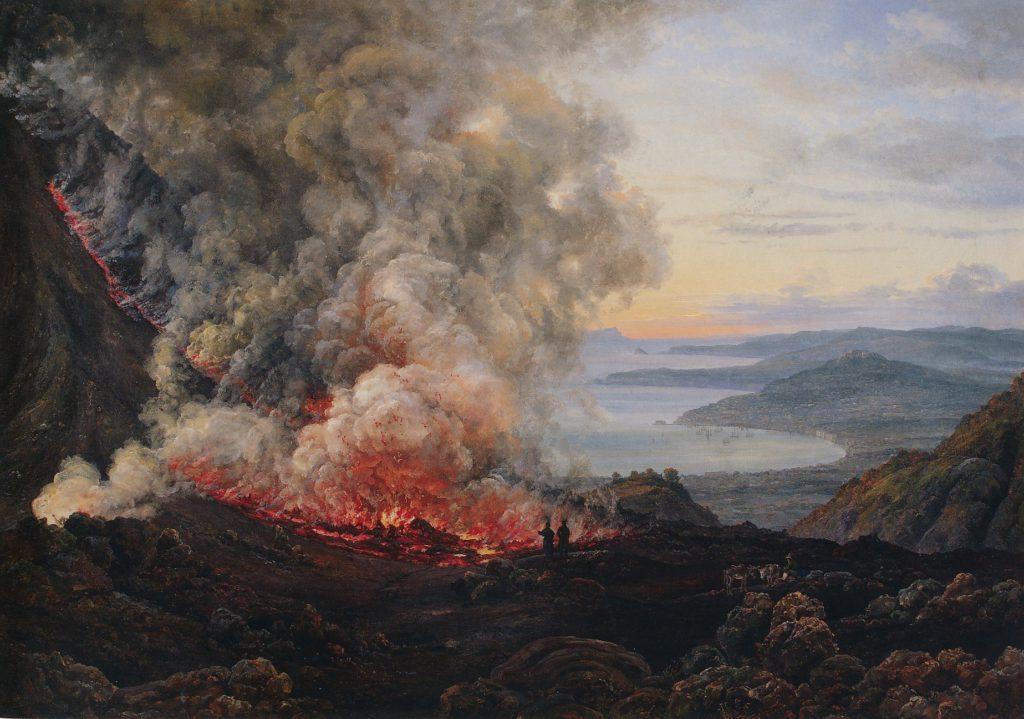 Dahl, Vesuvius