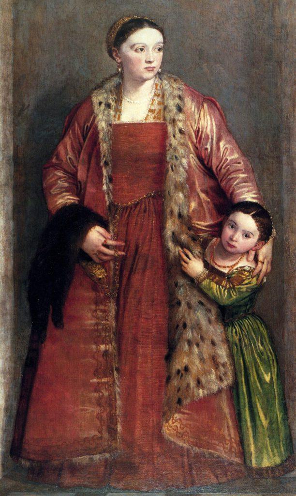 Veronese, Livia da Porto Thiene