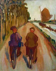 Altink fietsers Boterdiep