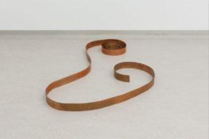 Copper Ribbon_Carl Andre