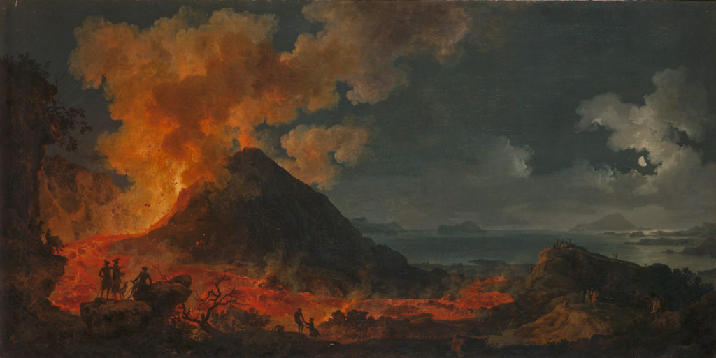 Volaire_Vesuvius