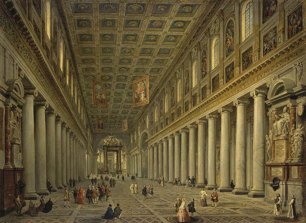 Panini Santa Maria Maggiore Rome