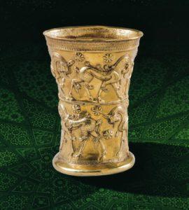 Gouden beker Marlik