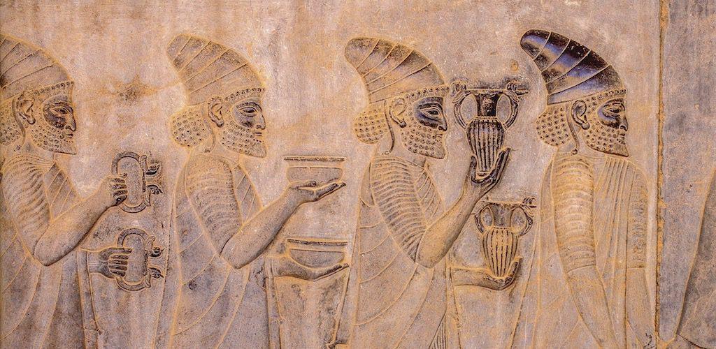 Lydiërs Persepolis