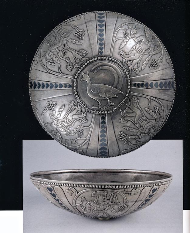 Sassanidisch zilverwerk