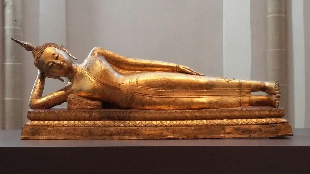 Lying Buddha, Thailand, Ayutthaya