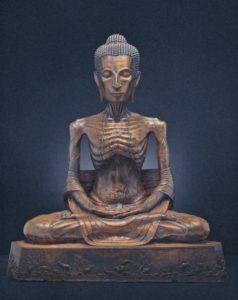 Ascetic Buddha
