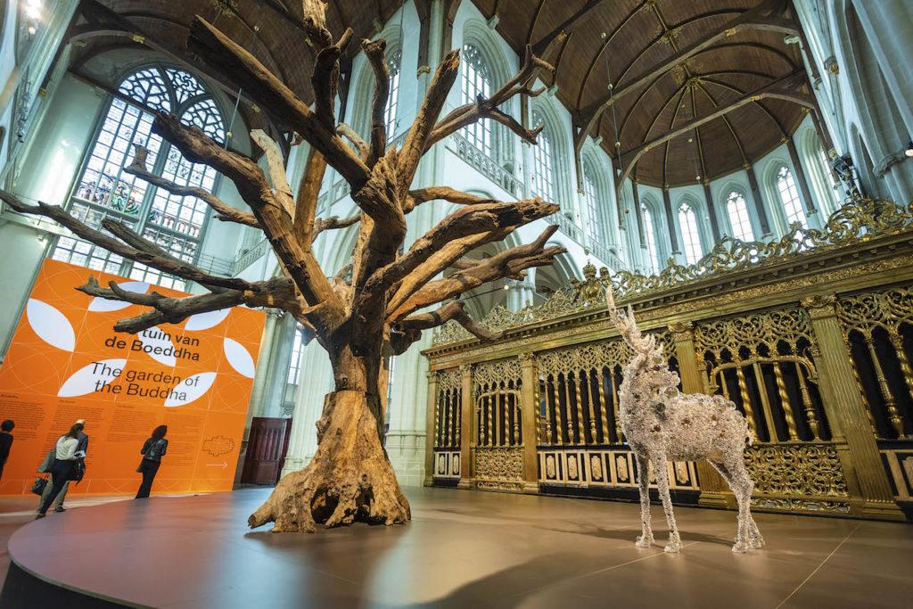 Tree Ai Weiwei Pixcell Deer Kohei Nawa