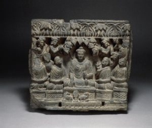 First sermon Gandhara