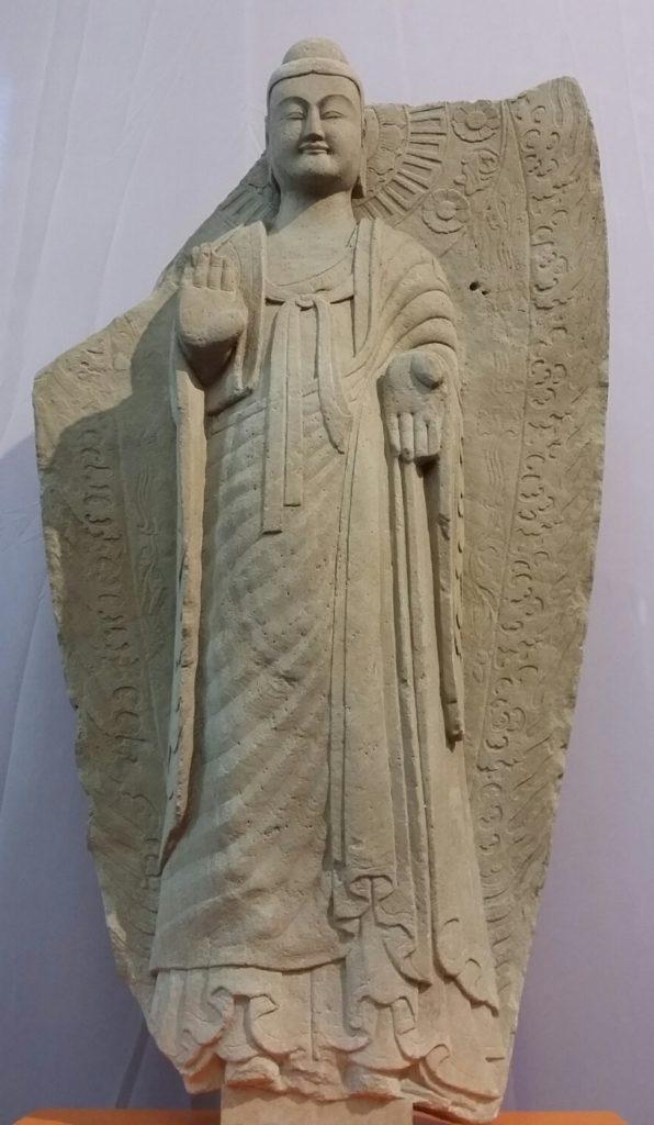 Staande Boeddha Wei