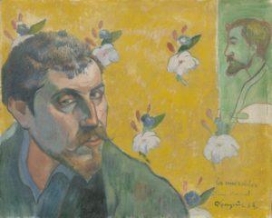 Gauguin zelfportret