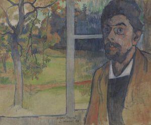 Laval zelfportret