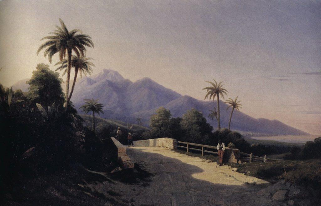 Emile Goury, Basse-Terre