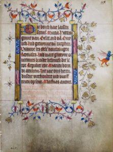 Maria gebedenboek Colofon
