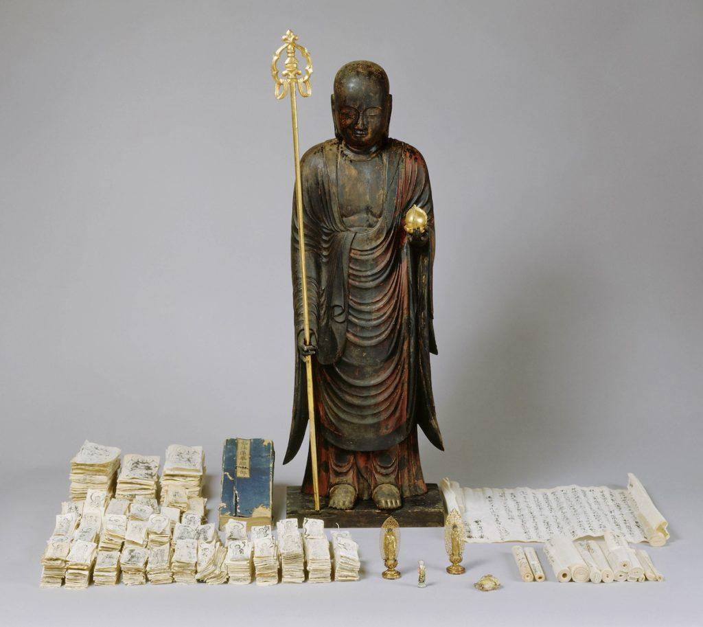 Bodhisattva Ksitigarbha