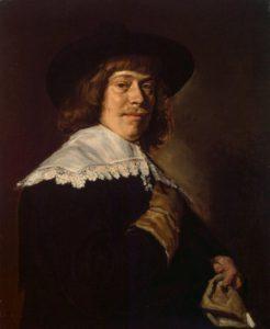 Frans Hals portret van een man