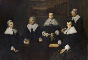 Frans Hals Regentessen