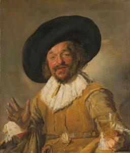 Frans Hals, De vrolijke drinker