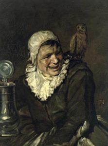 Courbet, Malle Babbe