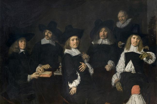 Frans Hals Regenten