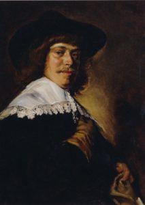 Schjerfbek, Man in a Slouch Hat