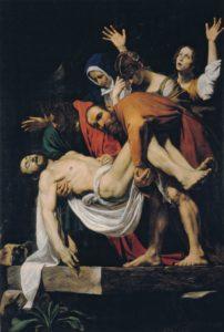 Caravaggio grafleggging