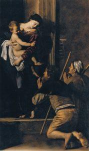 Caravaggio Madonna di Loreto
